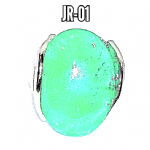 Jade Gemstone Ring size (R)